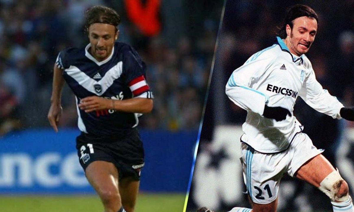 Top 10 : Ils ont joué pour l'OM et les Girondins de Bordeaux