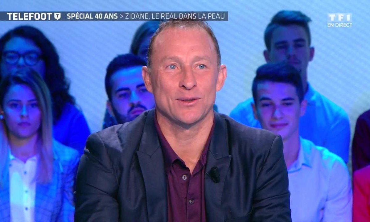 """Papin sur Zidane : """"Il est le maître de tout"""""""