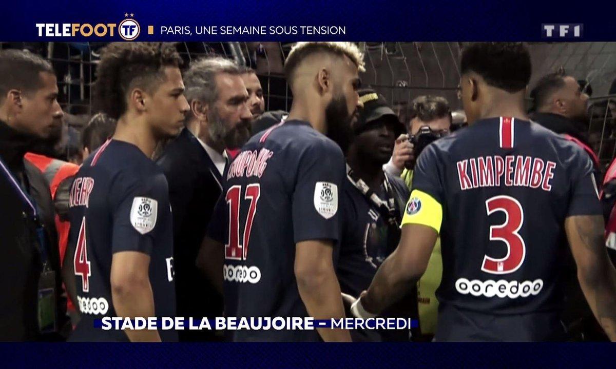 Ligue 1 - Paris, une semaine sous haute tension