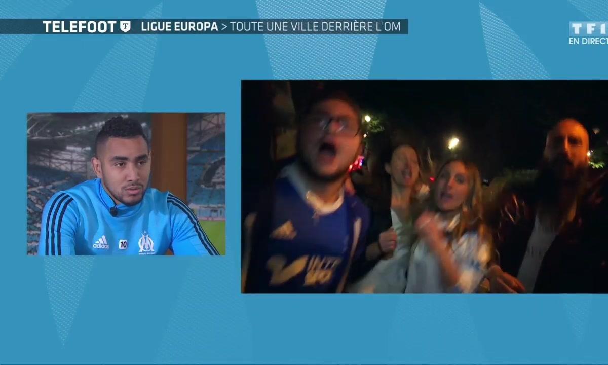 """Payet sur les fans de l'OM : """"On sent le 12e homme"""""""