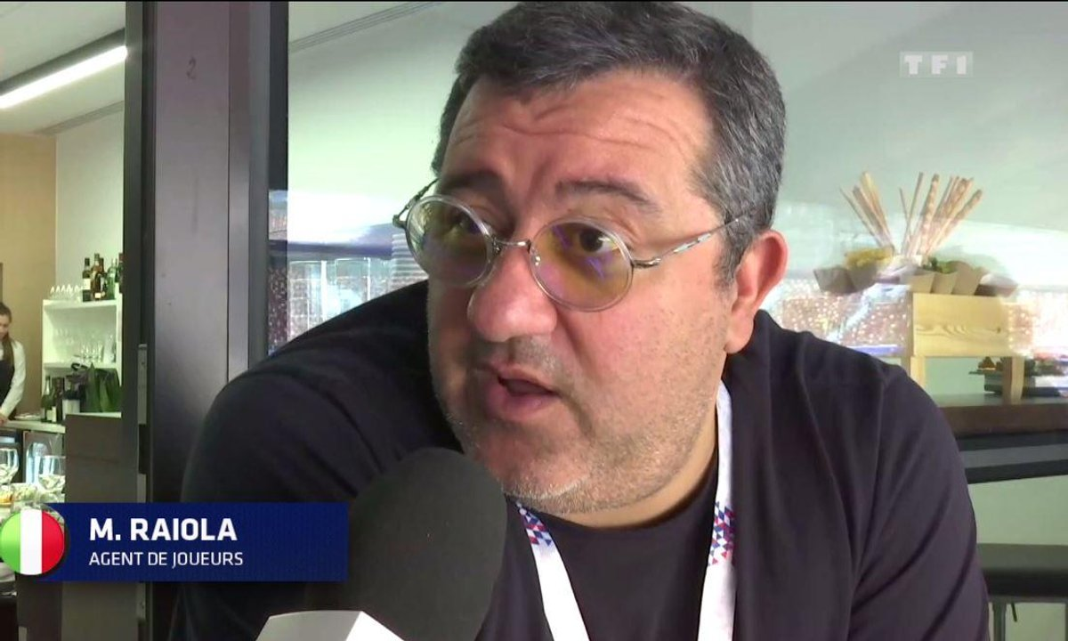 Pogba, Matuidi, Balotelli, Areola : Mino Raiola se confie à Téléfoot