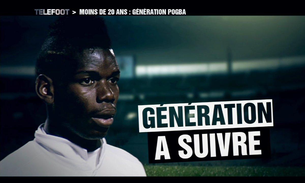 L'Archive du jour : Pogba, Varane, Umtiti... l'avenir des Bleus