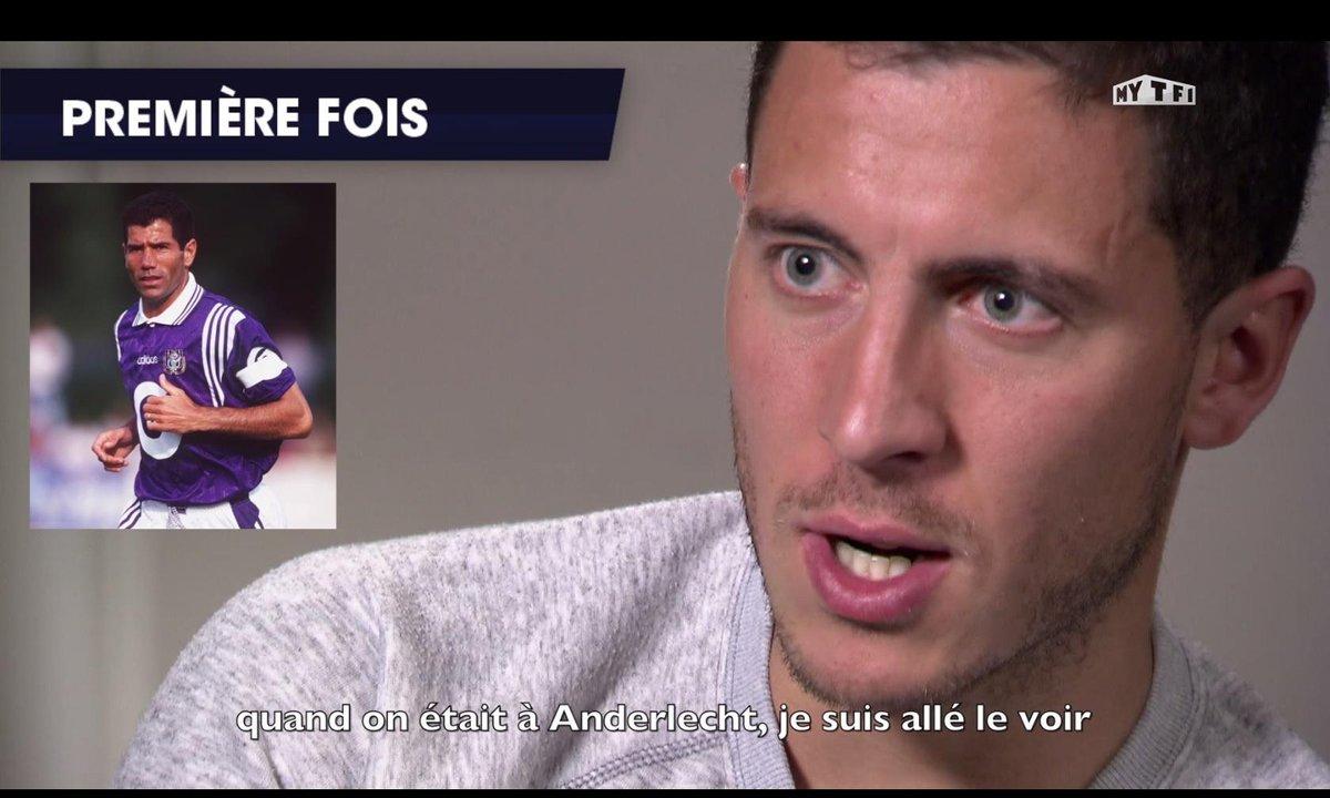 """Ta première fois"" : Eden Hazard"