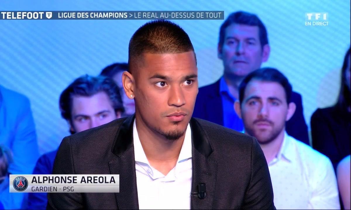 PSG-Alphonse Areola : Objectif Ligue des champions