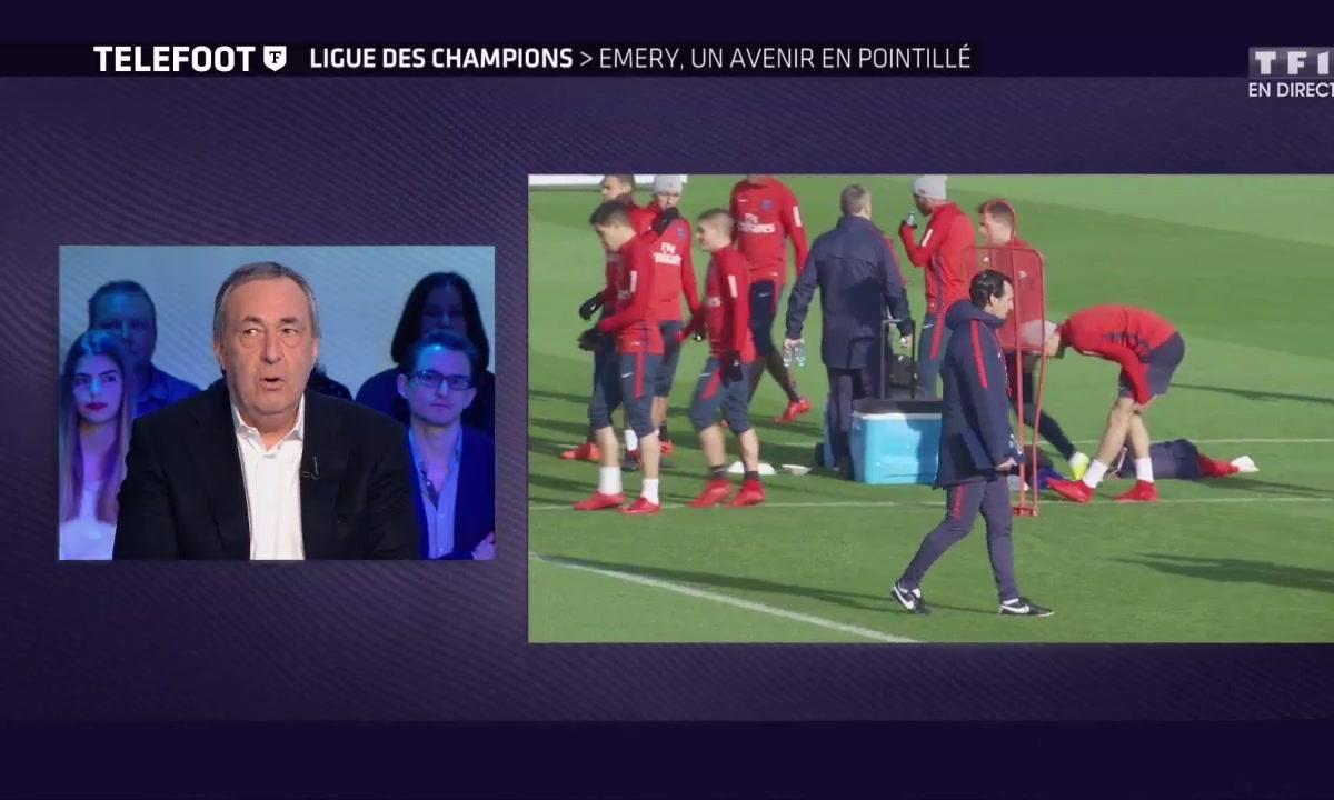 """PSG - Bernès : """"Il faut que tout le monde garde son calme"""""""