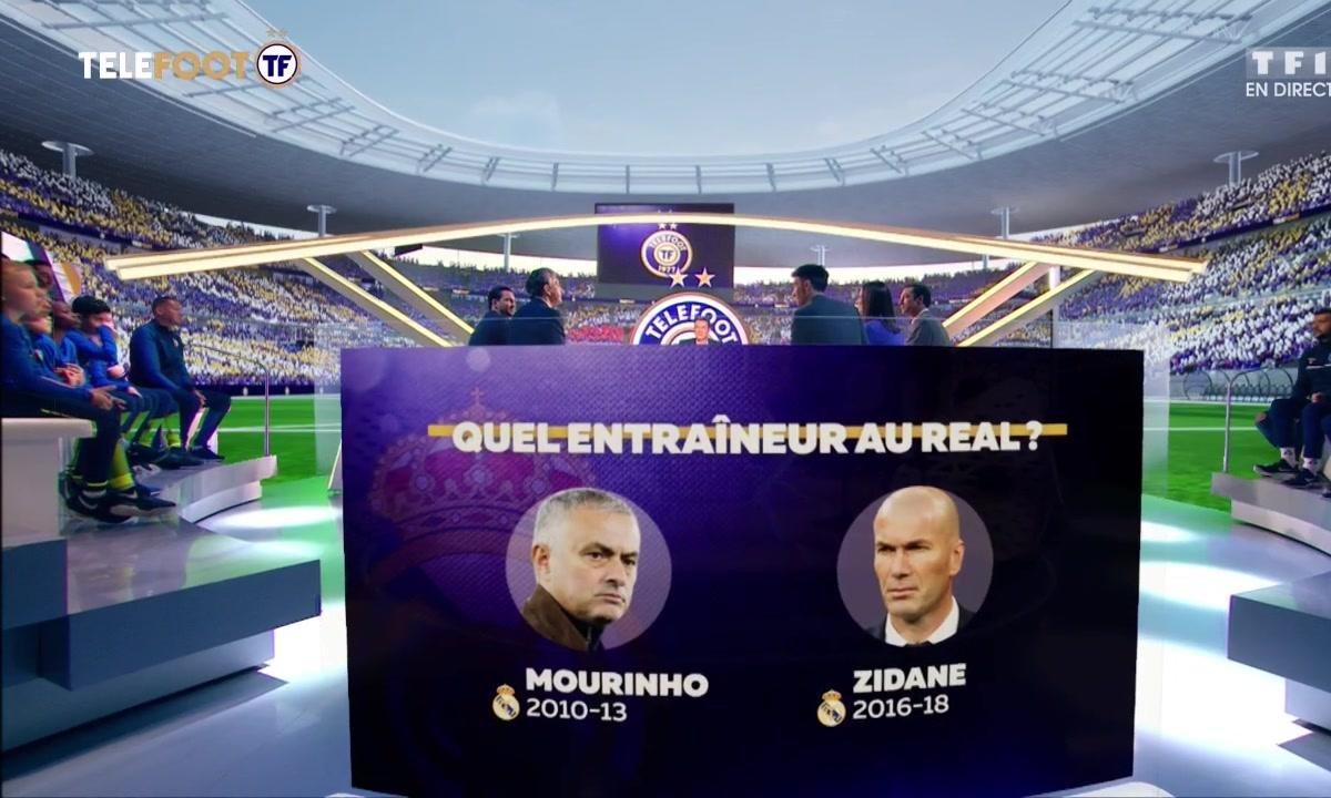 Real Madrid : José Mourinho en pole pour retourner sur le banc