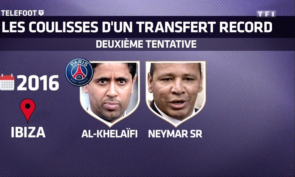 PSG/Neymar : Les coulisses d'un transfert record