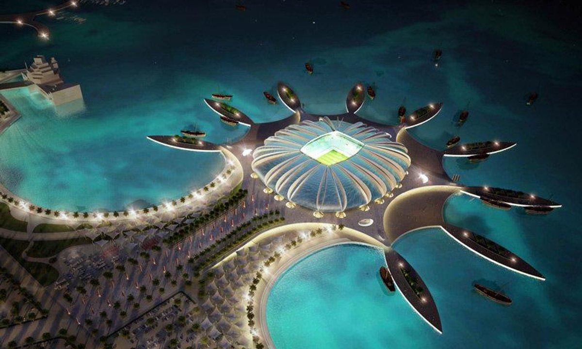 Qatar : Les stades de la Coupe du Monde 2022