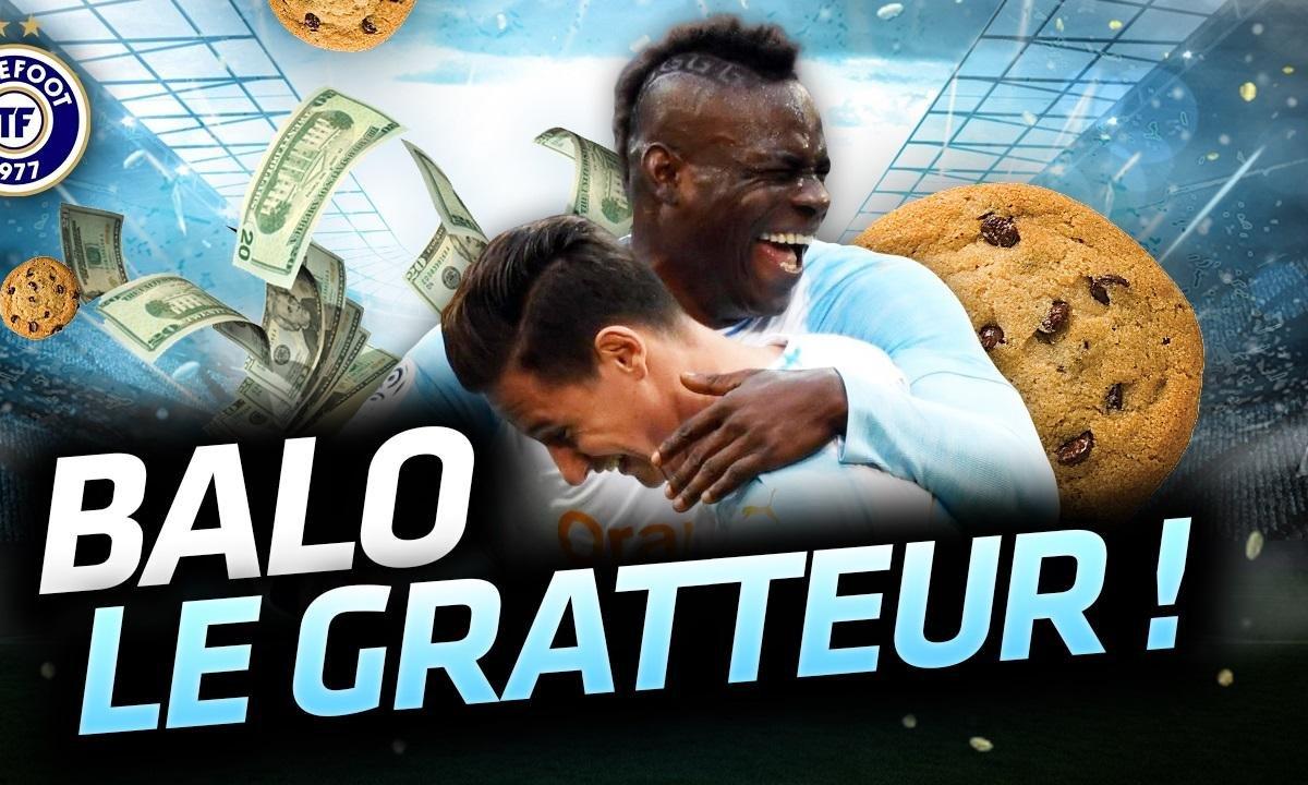 La Quotidienne du 18/02 - Balotelli le gratteur