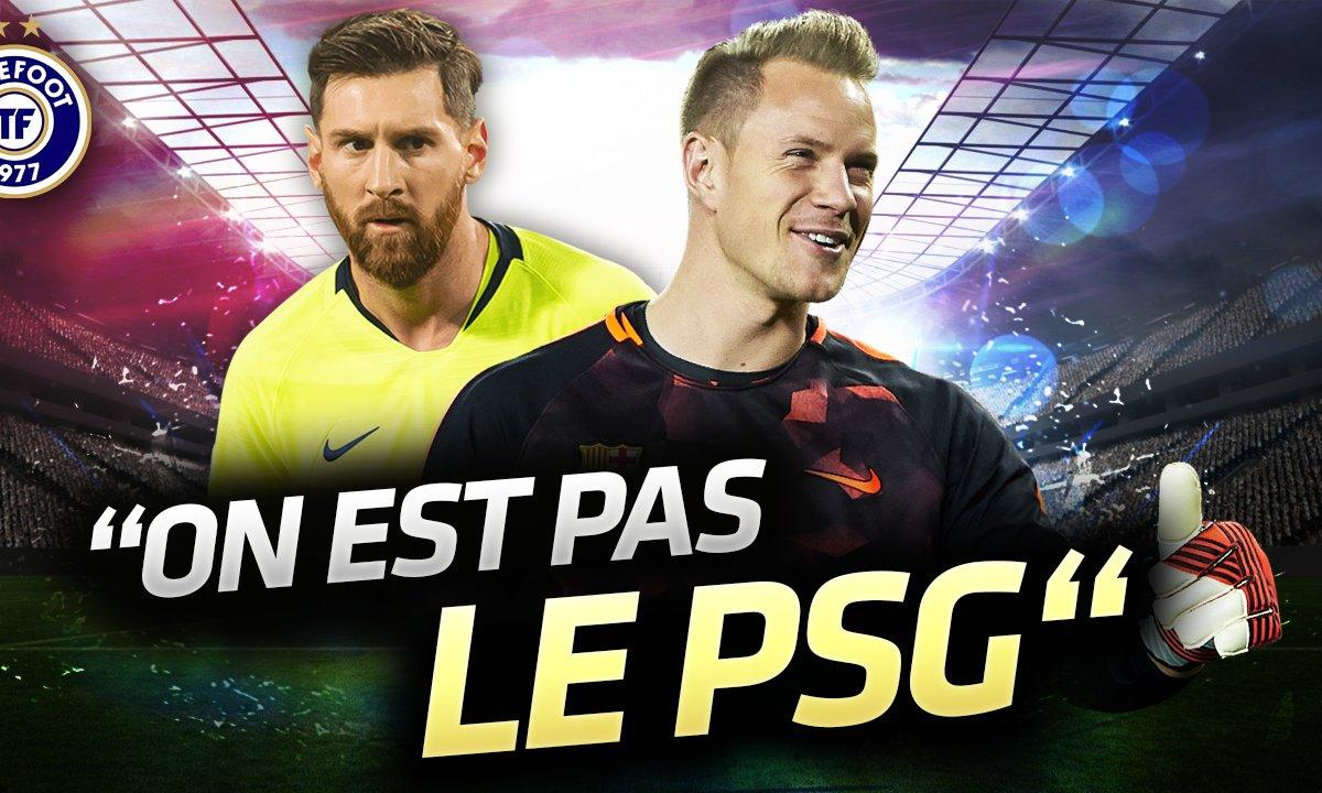 """La Quotidienne du 16/04 - """"Le Barça c'est pas le PSG"""""""