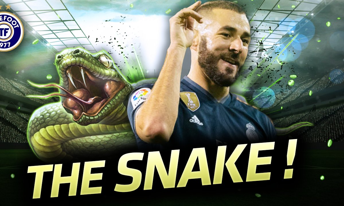 La Quotidienne du 12/11 - Benzema, the Snake !