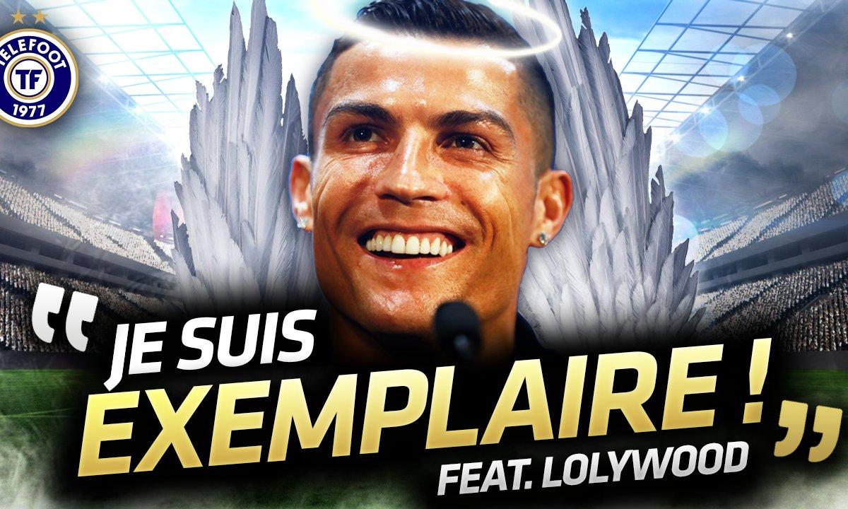"""La Quotidienne du 23/10 - Cristiano Ronaldo est """"exemplaire"""""""
