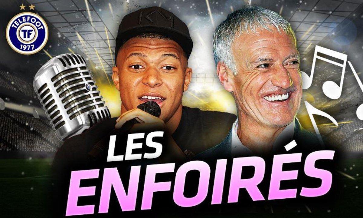 La Quotidienne du 29/01 - Les Enfoirés !