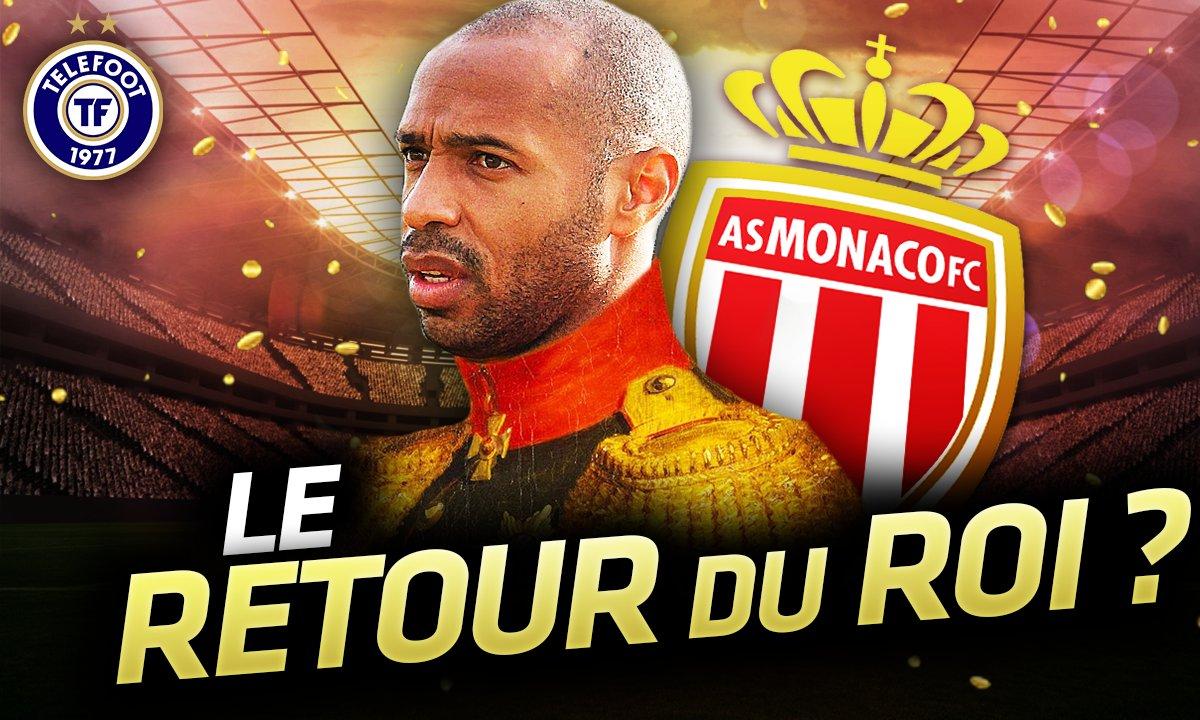 La Quotidienne du 10/10 - Henry de retour à Monaco ?