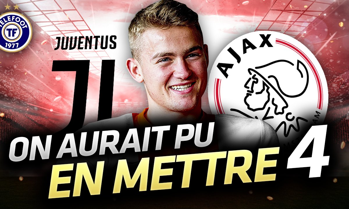 La Quotidienne du 17/04 - L'Ajax sur le toit de l'Europe ?