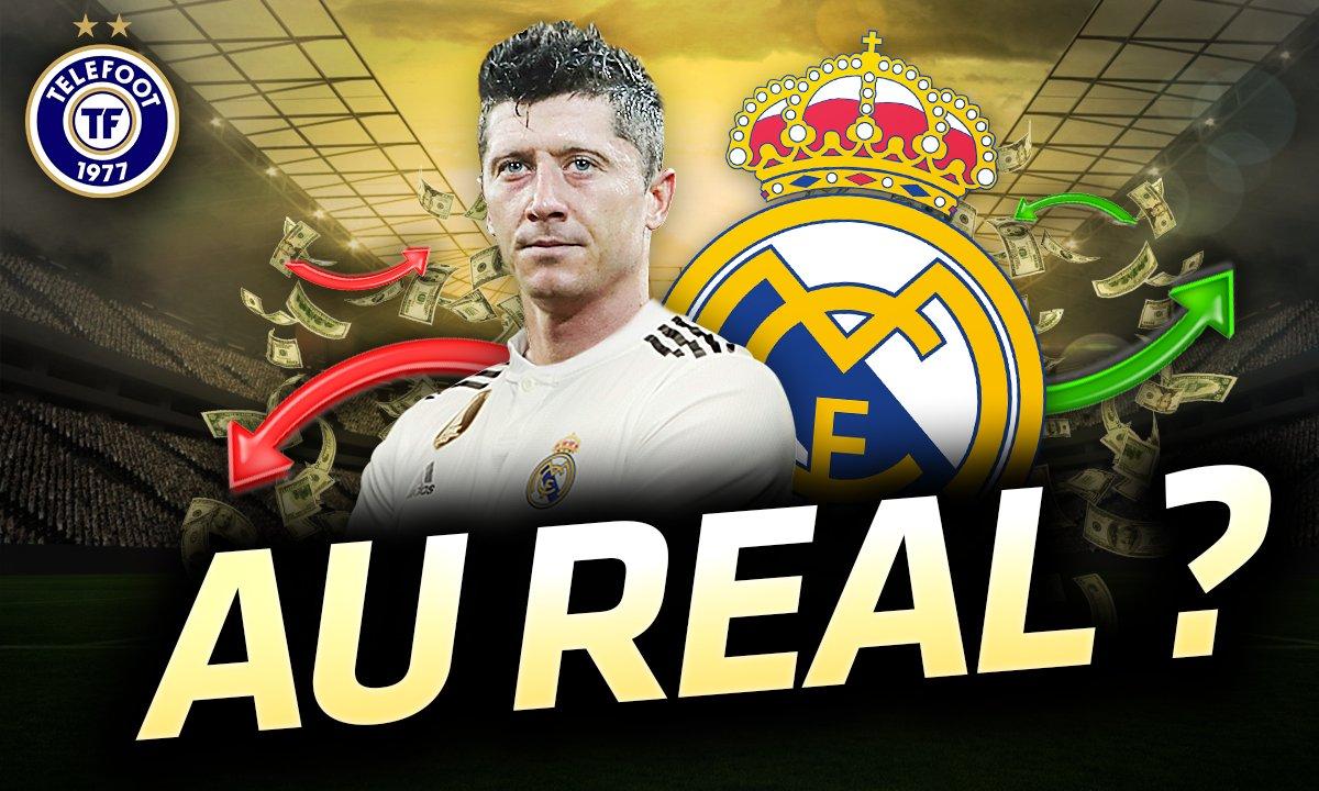 La Quotidienne du 08/01 - Lewandowski au Real ?