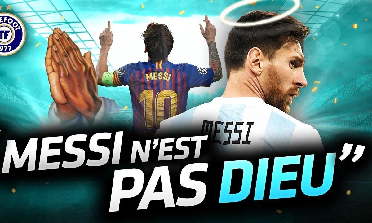 """La Quotidienne du 02/04 - """"Messi n'est pas Dieu"""""""