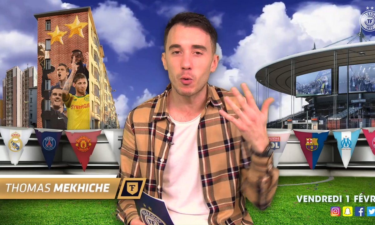 La Quotidienne du 01/02 - Neymar en a marre !