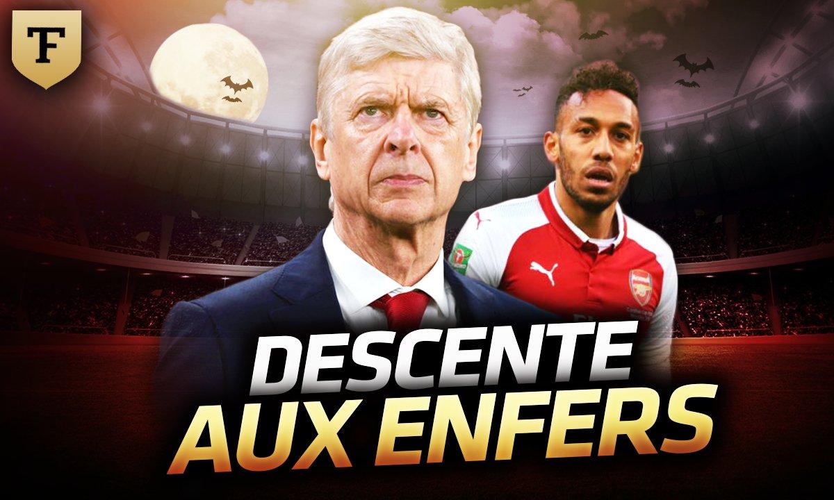 La Quotidienne du 05/03 : Arsenal, la descente aux enfers