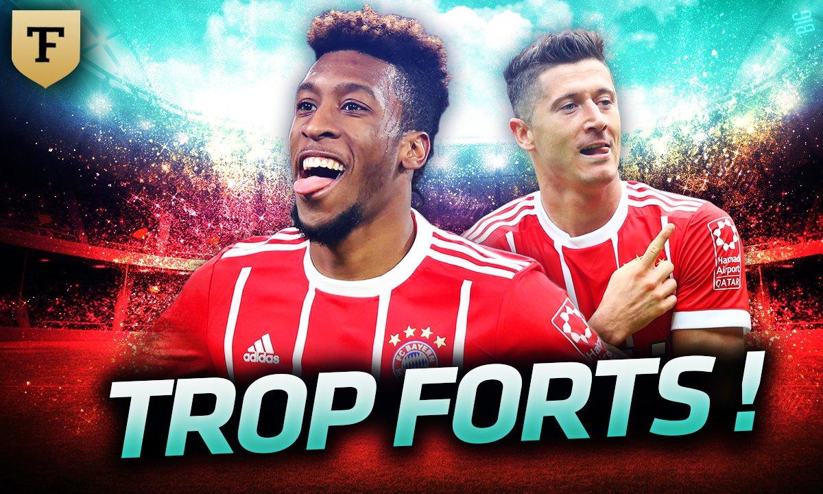 La Quotidienne du 21/02 : Le Bayern trop fort ?