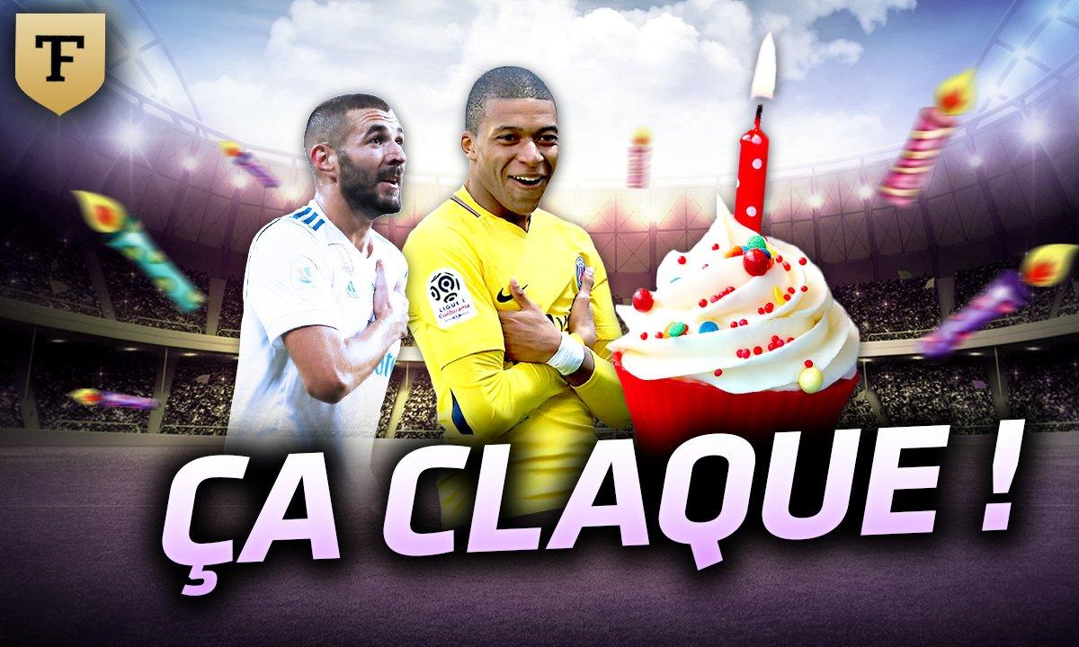 La Quotidienne du 20/12 : Benzema-Mbappé, ça claque !