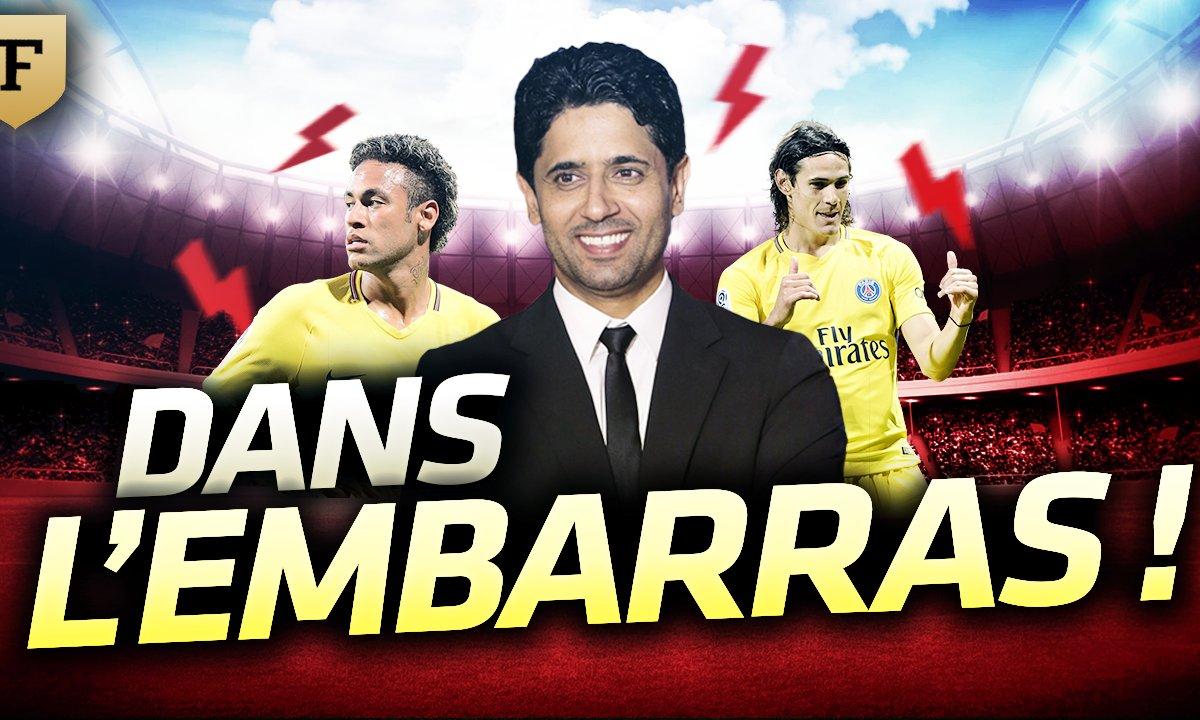 La Quotidienne du 19/09 : Cavani-Neymar, l'embarras