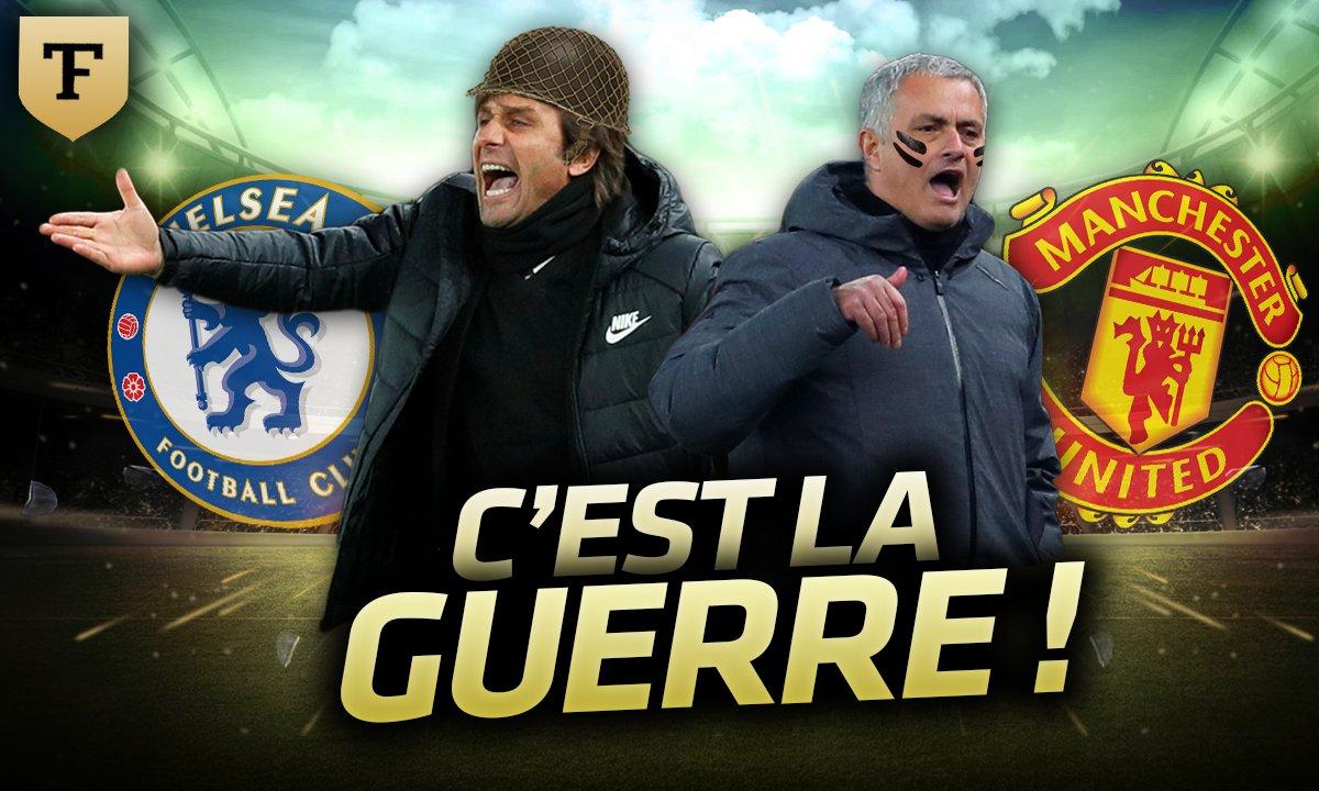 La Quotidienne du 08/01 : Conte vs. Mourinho, c'est la guerre !