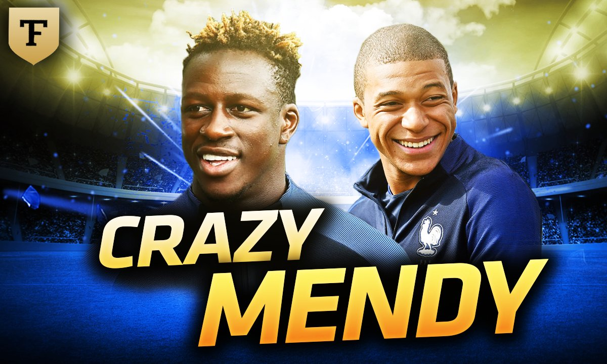La Quotidienne du 24/05 - Crazy Mendy !