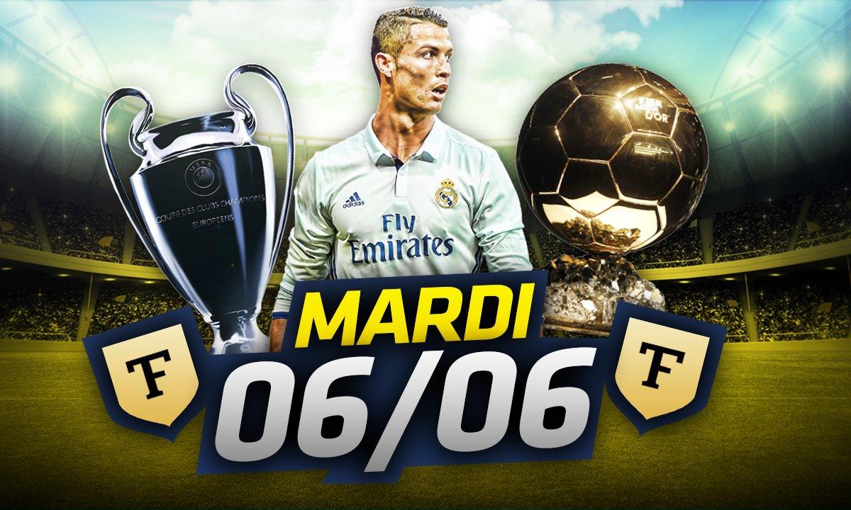 La Quotidienne du 06/06 : Cristiano Ronaldo, déjà Ballon d'or ?