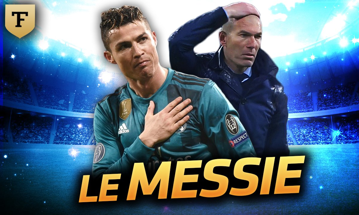 La Quotidienne du 04/04 - Cristiano Ronaldo, le Messie !