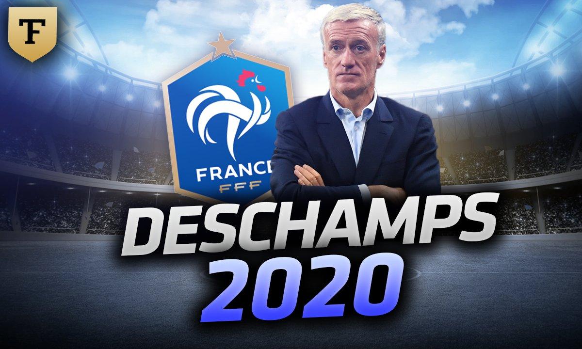 La Quotidienne du 31/10 : Deschamps 2020 !