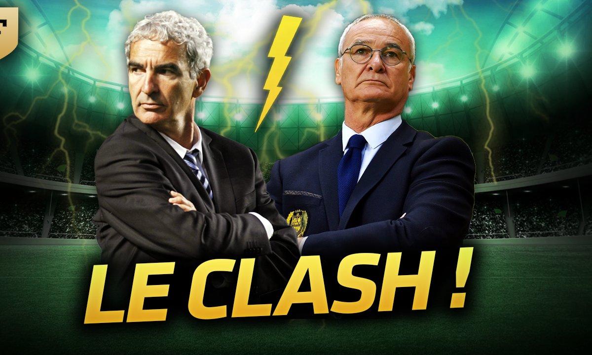 La Quotidienne du 24/11 : Domenech vs. Ranieri, le CLASH !
