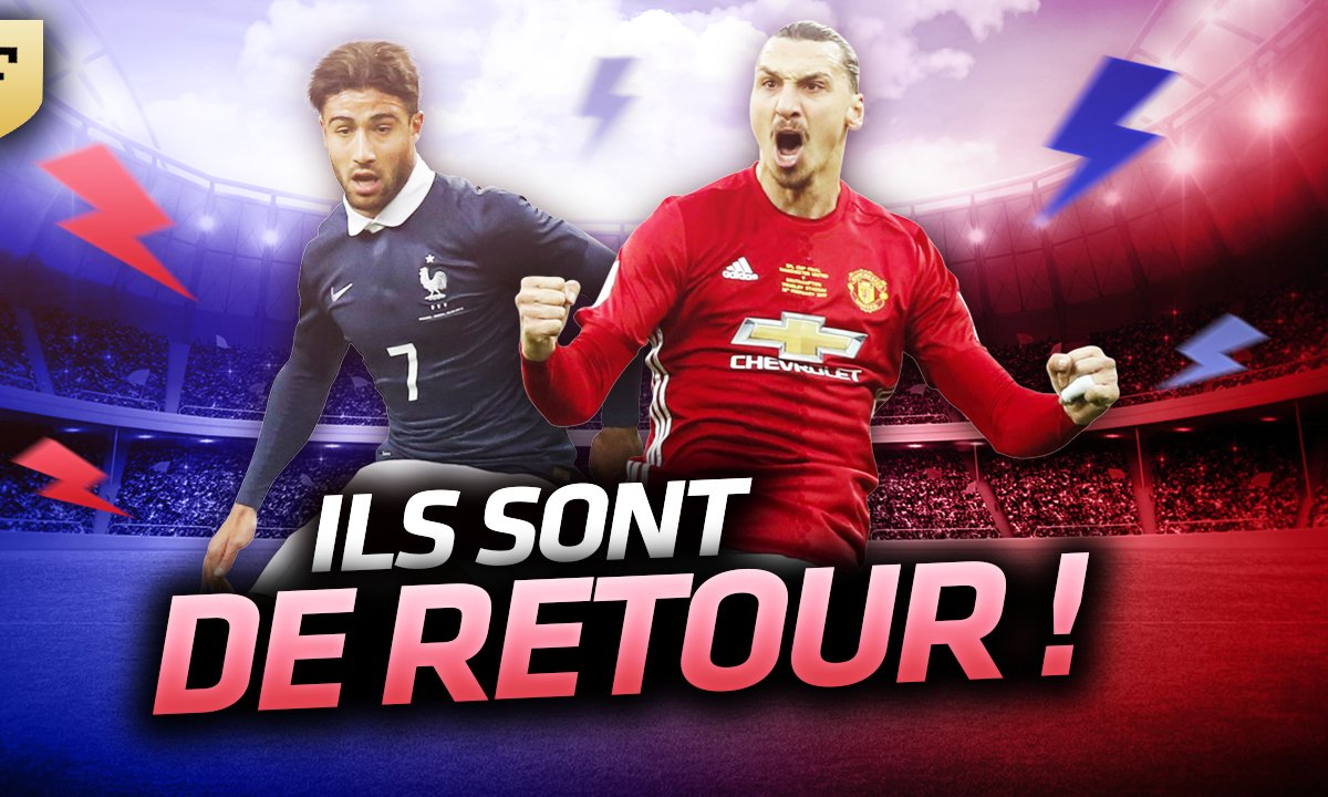 La Quotidienne du 24/08 : Fékir et Ibrahimovic de retour !