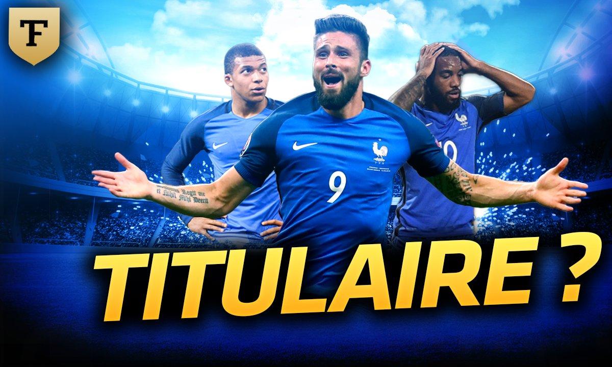La Quotidienne du 03/10 : Giroud titulaire face à la Bulgarie ?