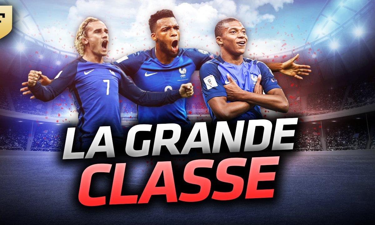 La Quotidienne du 01/09 : La Grande classe !