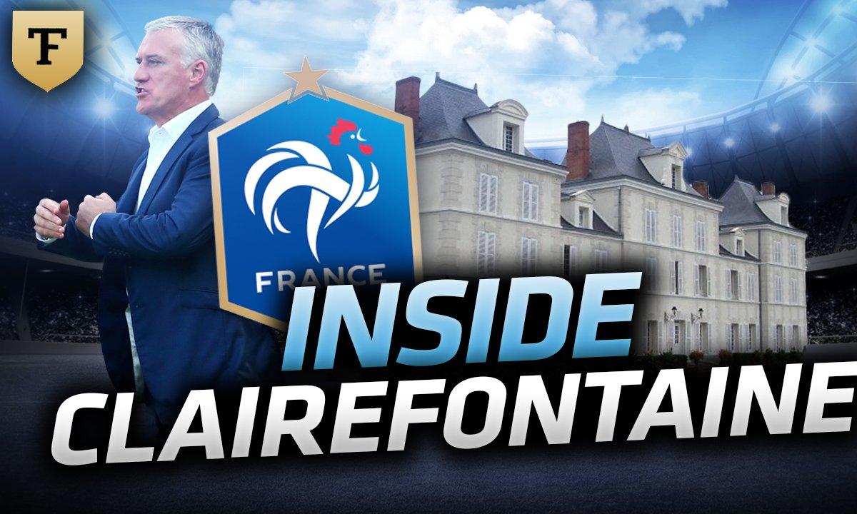 La Quotidienne du 07/11 : Inside Clairefontaine !