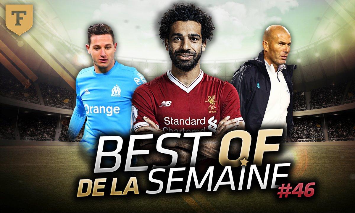 Le Best Of de la Quotidienne #46 - L'OM, Salah et Zizou !