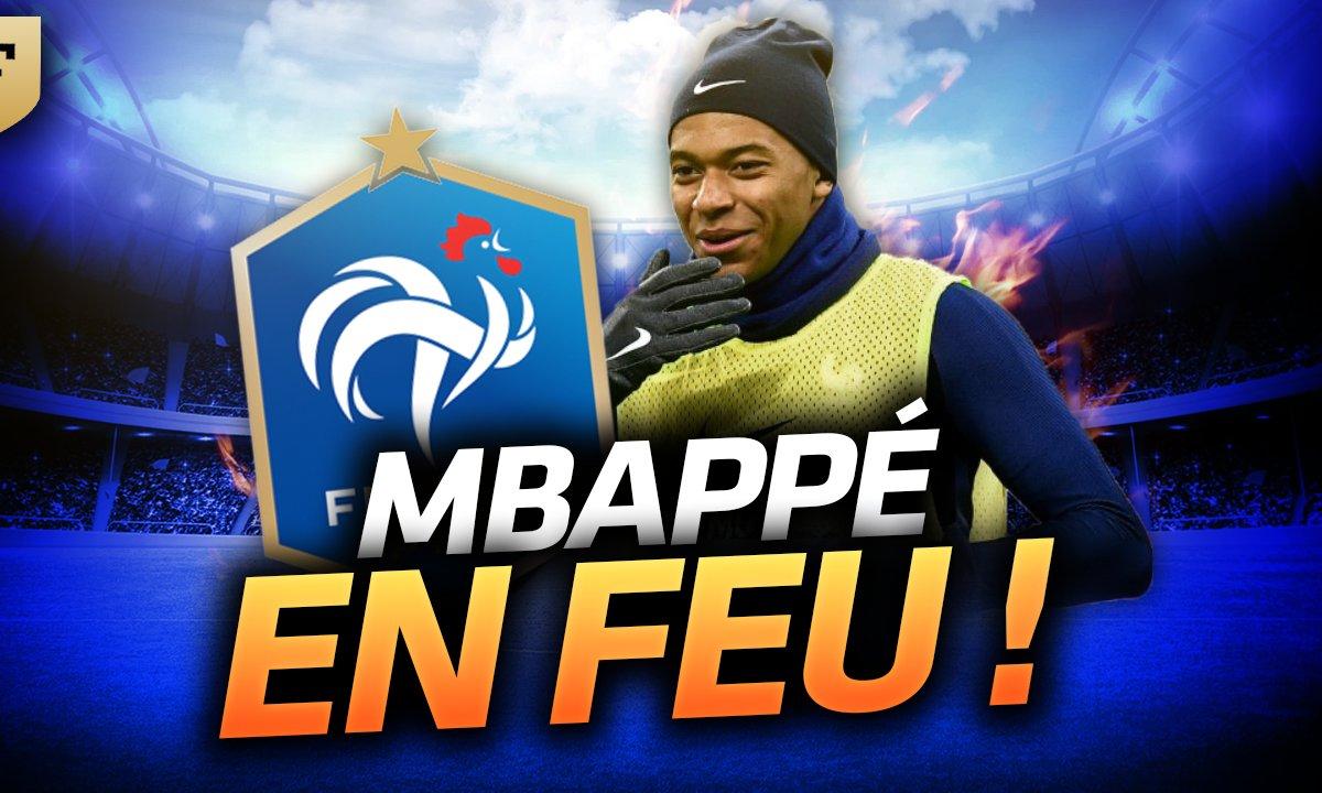 La Quotidienne du 13/11 : Mbappé en feu !