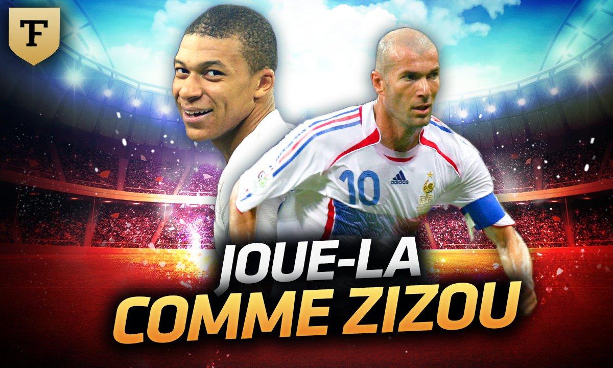 La Quotidienne du 28/03 - Mbappé, joue-la comme Zidane !
