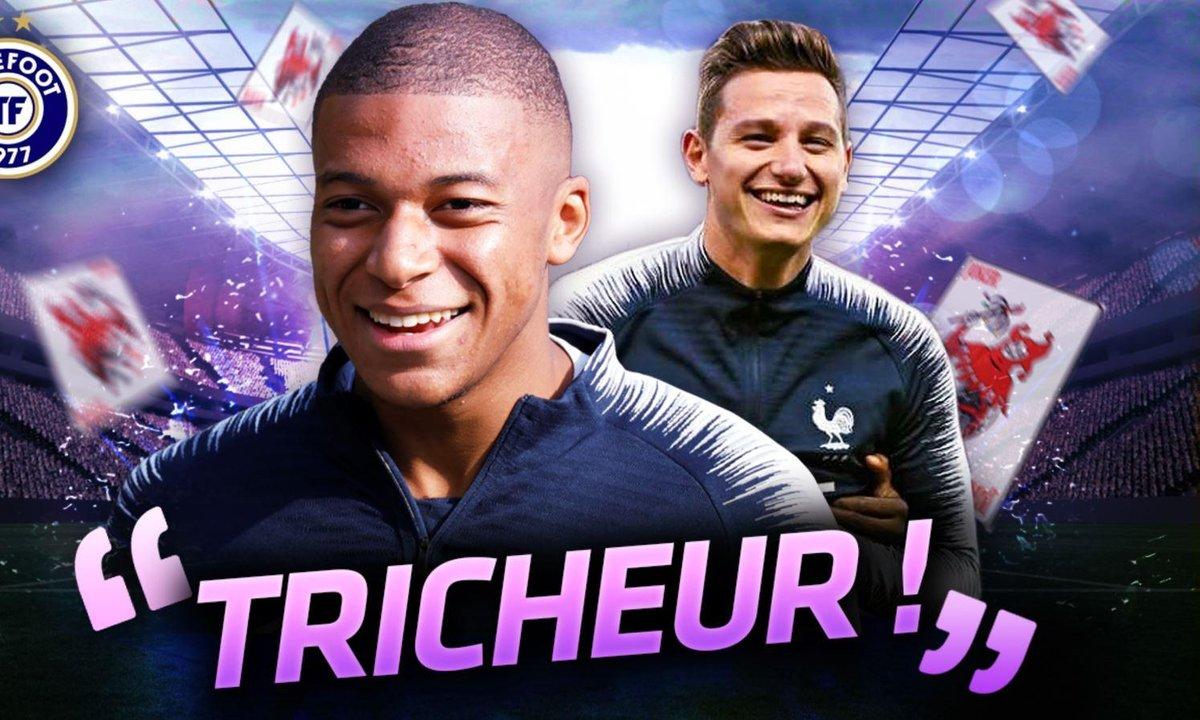 """La Quotidienne du 06/09 - Mbappé, """"le tricheur"""" !"""