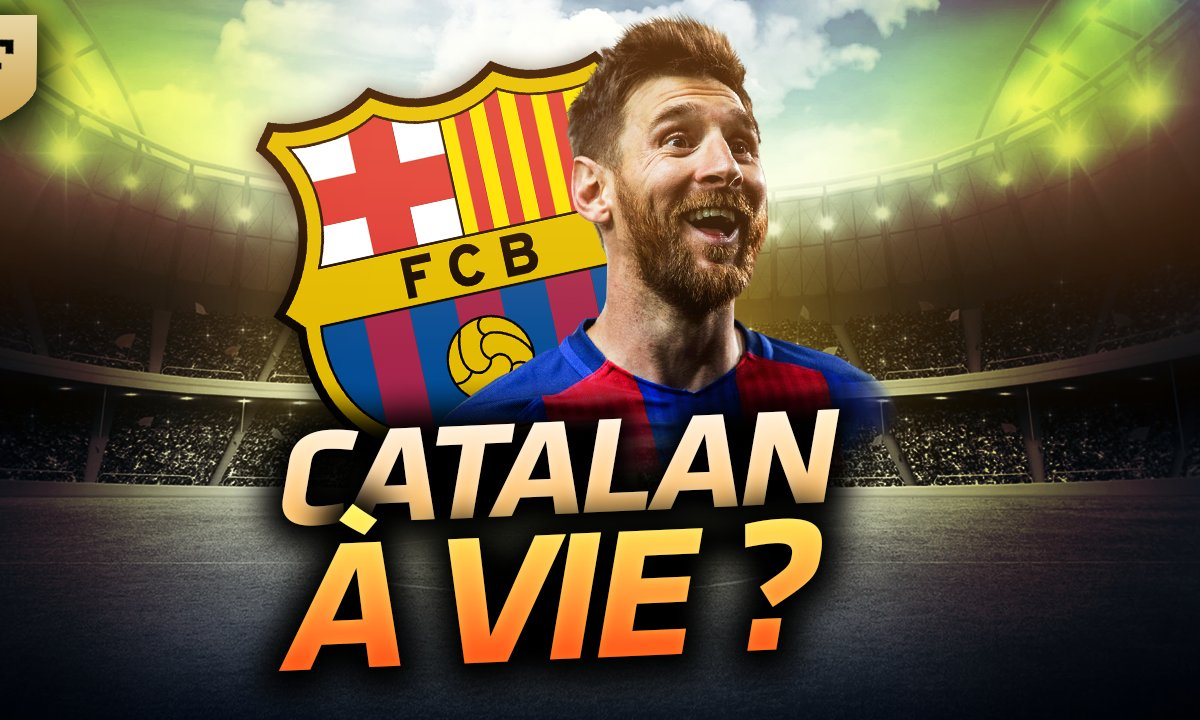La Quotidienne du 27/11 : Messi, Catalan à vie ?