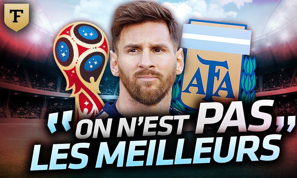 La Quotidienne du 29/05 - Messi donne ses favoris pour le Mondial !