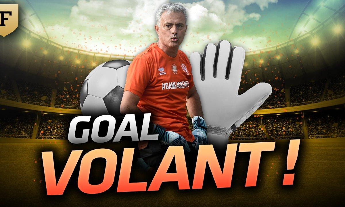 La Quotidienne du 05/09 : Mourinho, goal volant !