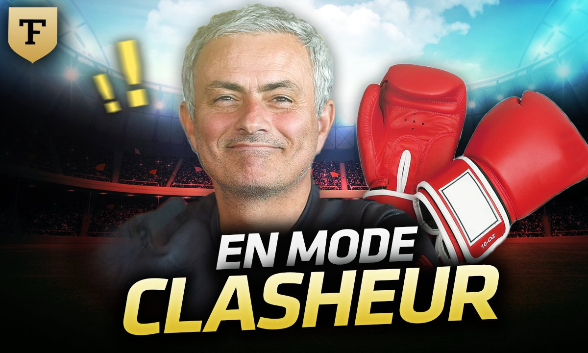 La Quotidienne du 13/03 -  Mourinho en mode clasheur !