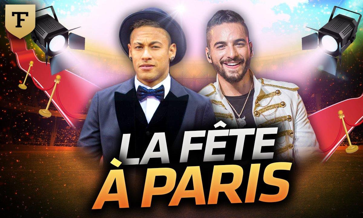 La Quotidienne du 05/02 : Neymar, la fête à Paris !