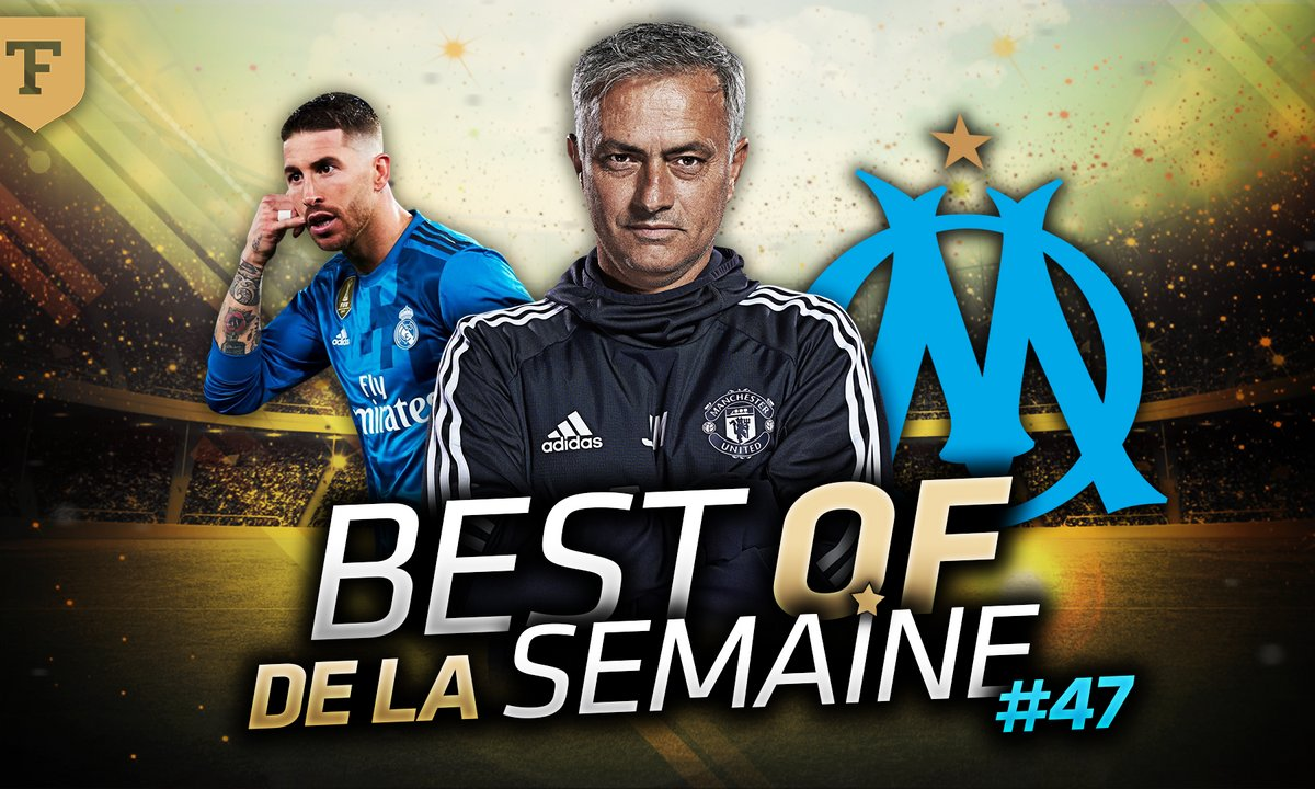 Le Best of de la Quotidienne : OM, Real et Mourinho