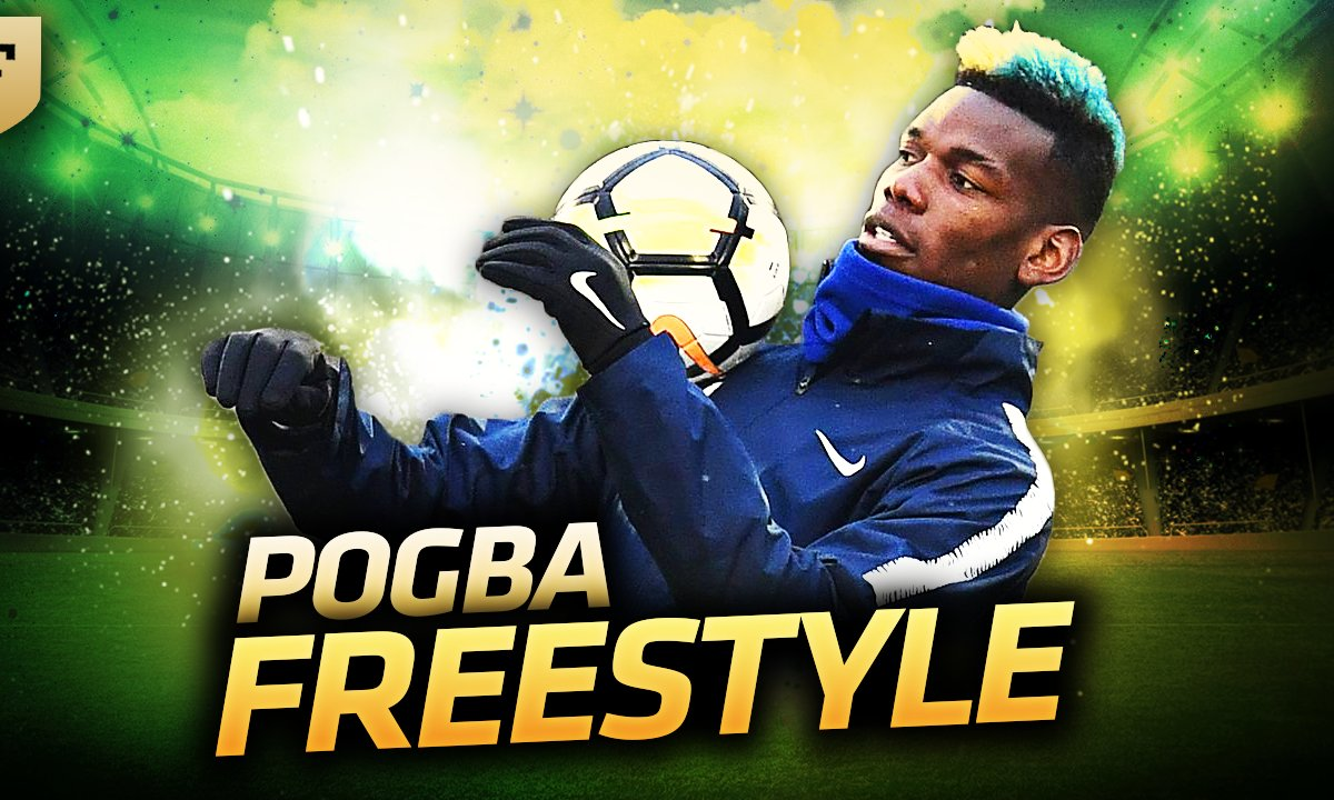 La Quotidienne du 26/03 - Pogba Freestyle !