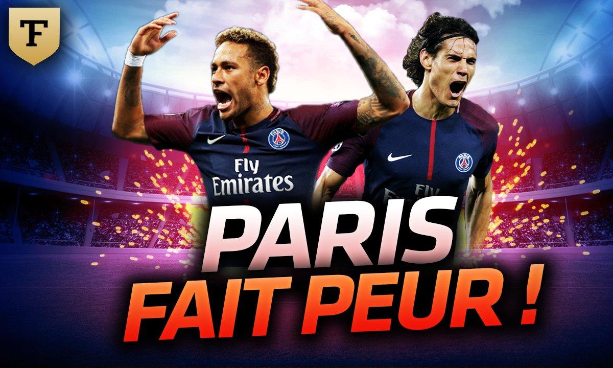 La Quotidienne du 28/09 : Le PSG fait peur !