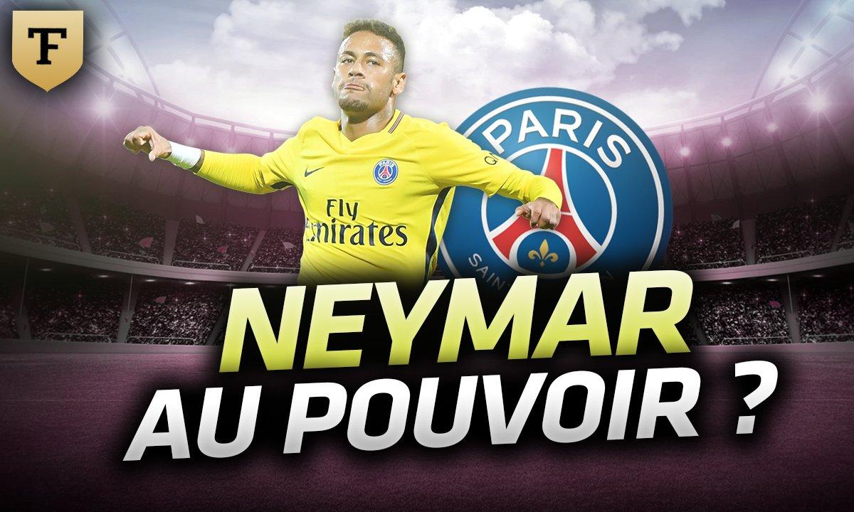 La Quotidienne du 08/11 : PSG, Neymar au pouvoir ?
