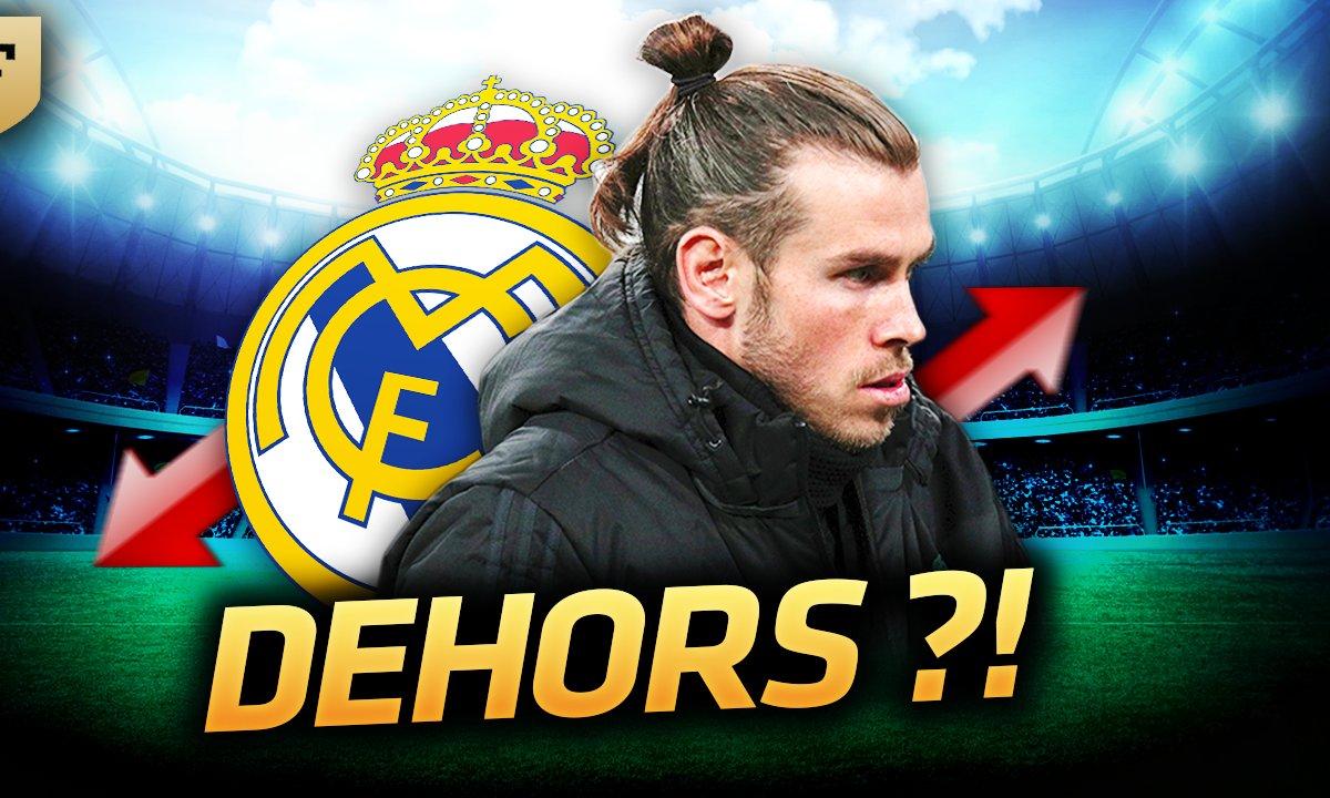 La Quotidienne du 22/02 : Gareth Bale sur le départ ?